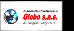 globo s.a.s. logo