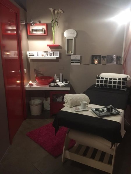 Centro estetico per trattamenti viso