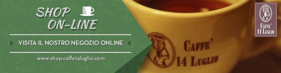shop caffè online