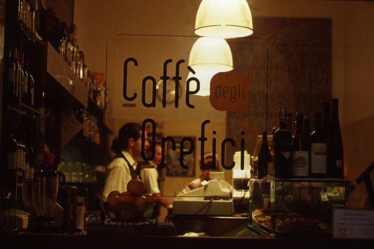 caffè via degli orefici