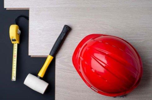 accessori per lavori edili