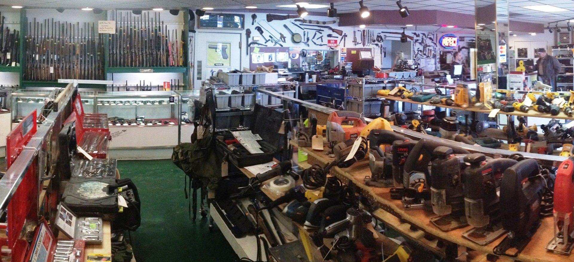 Pawn Store Guns Odessa, TX