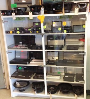 Buy & Sell Car Audio Equipment Midland, TX