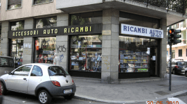commercio; Ricambi elettrici per auto e moto