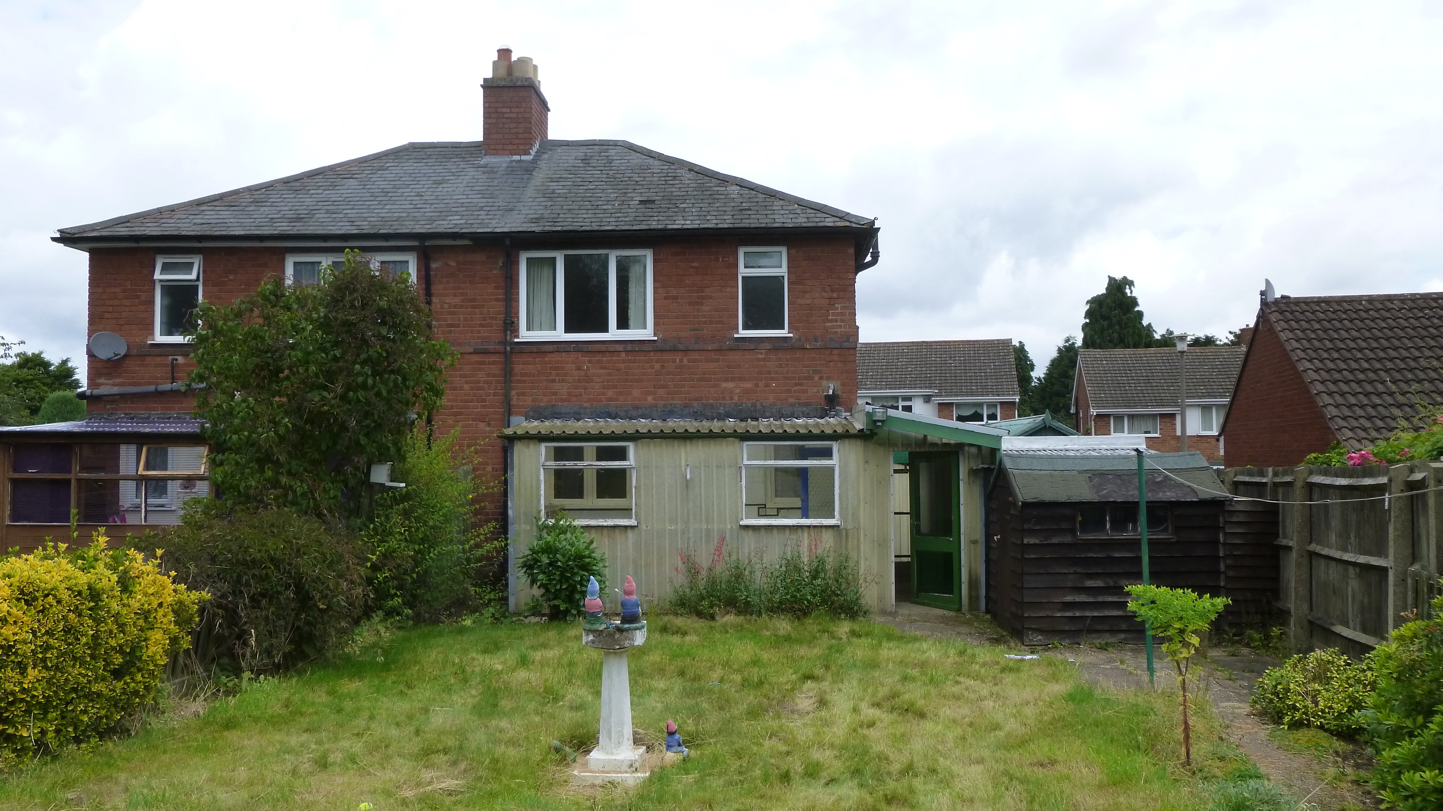 before home extension