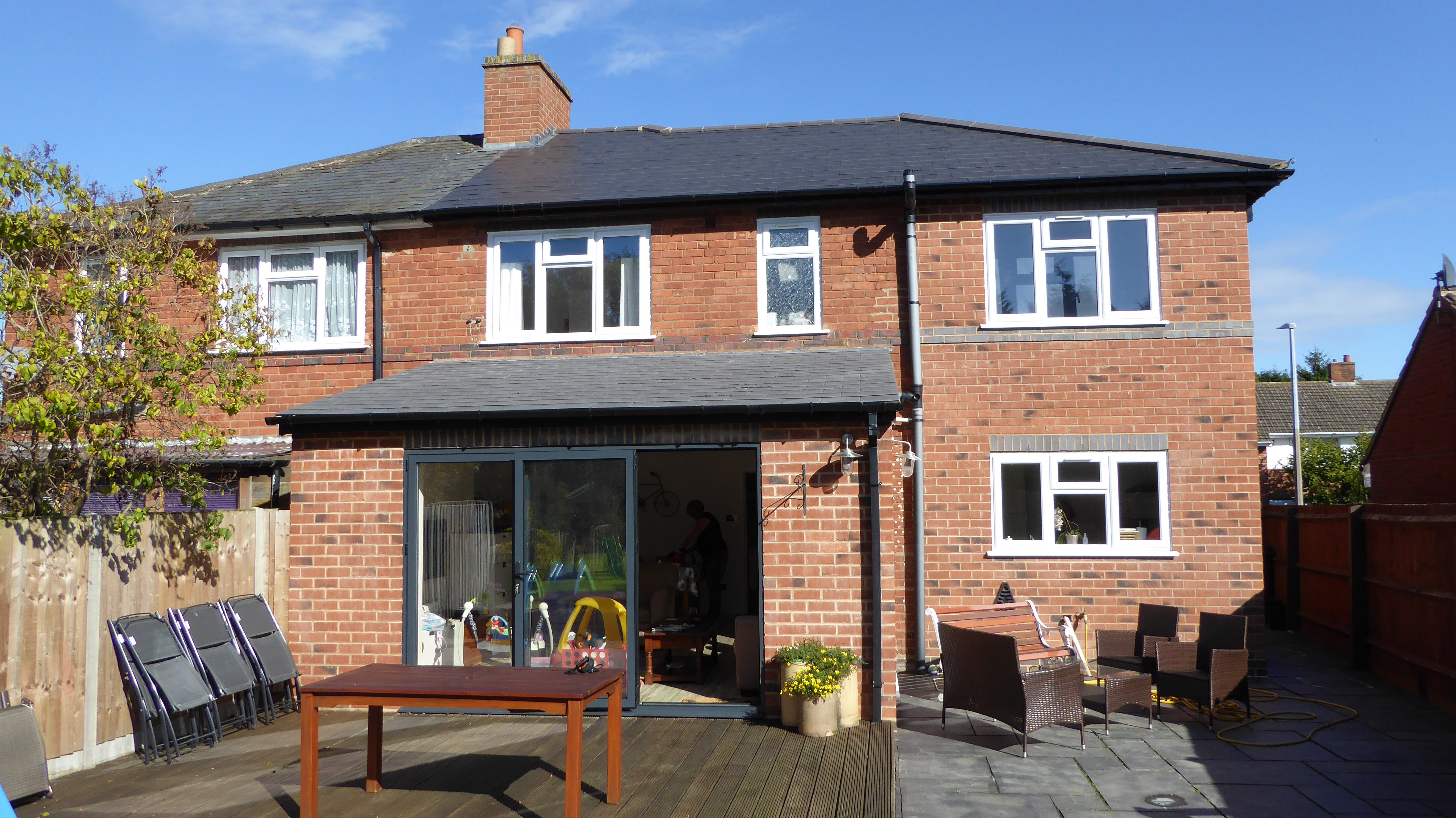 after home extension