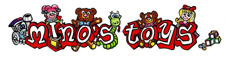 Mino's Toys - Logo