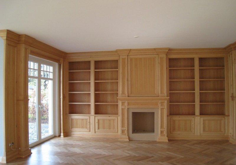 mobili per camera in legno