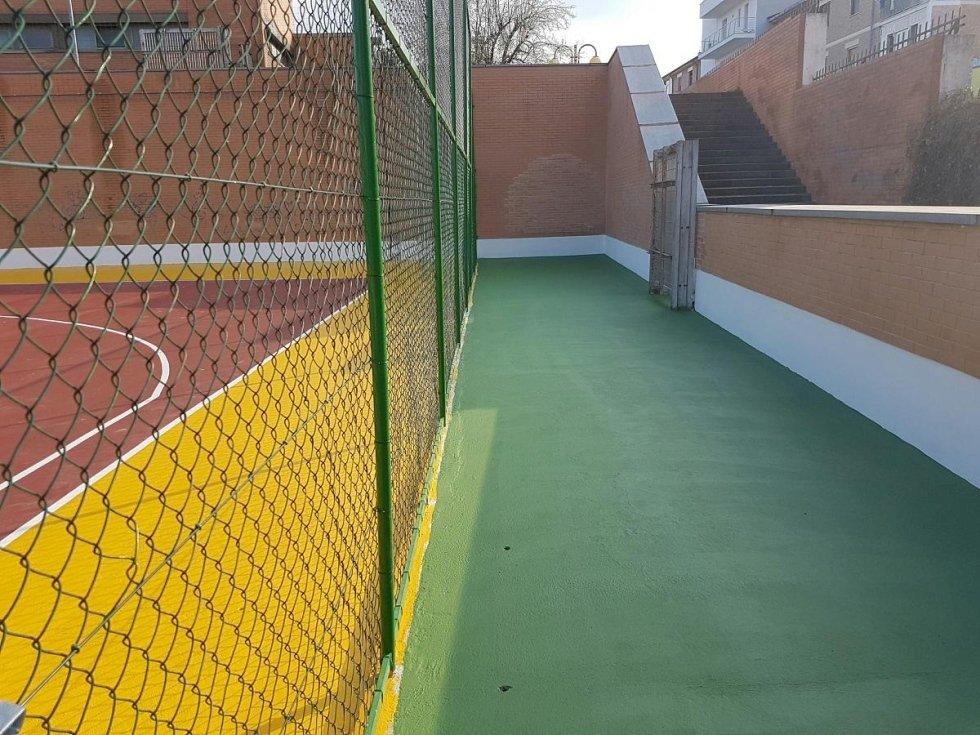 impianto sportivo cerignola