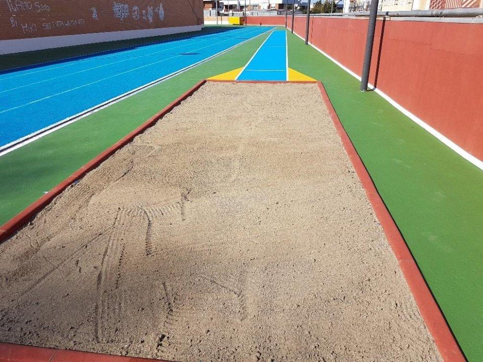 impianto sportivo polivalente Cerignola