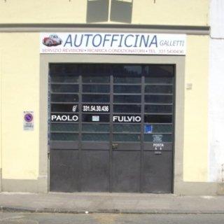 Autofficina Galletti, tagliandi, revisioni auto