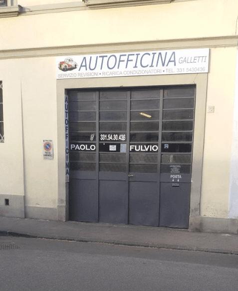 Autofficina Centro Revisioni Fabrizio e Marco