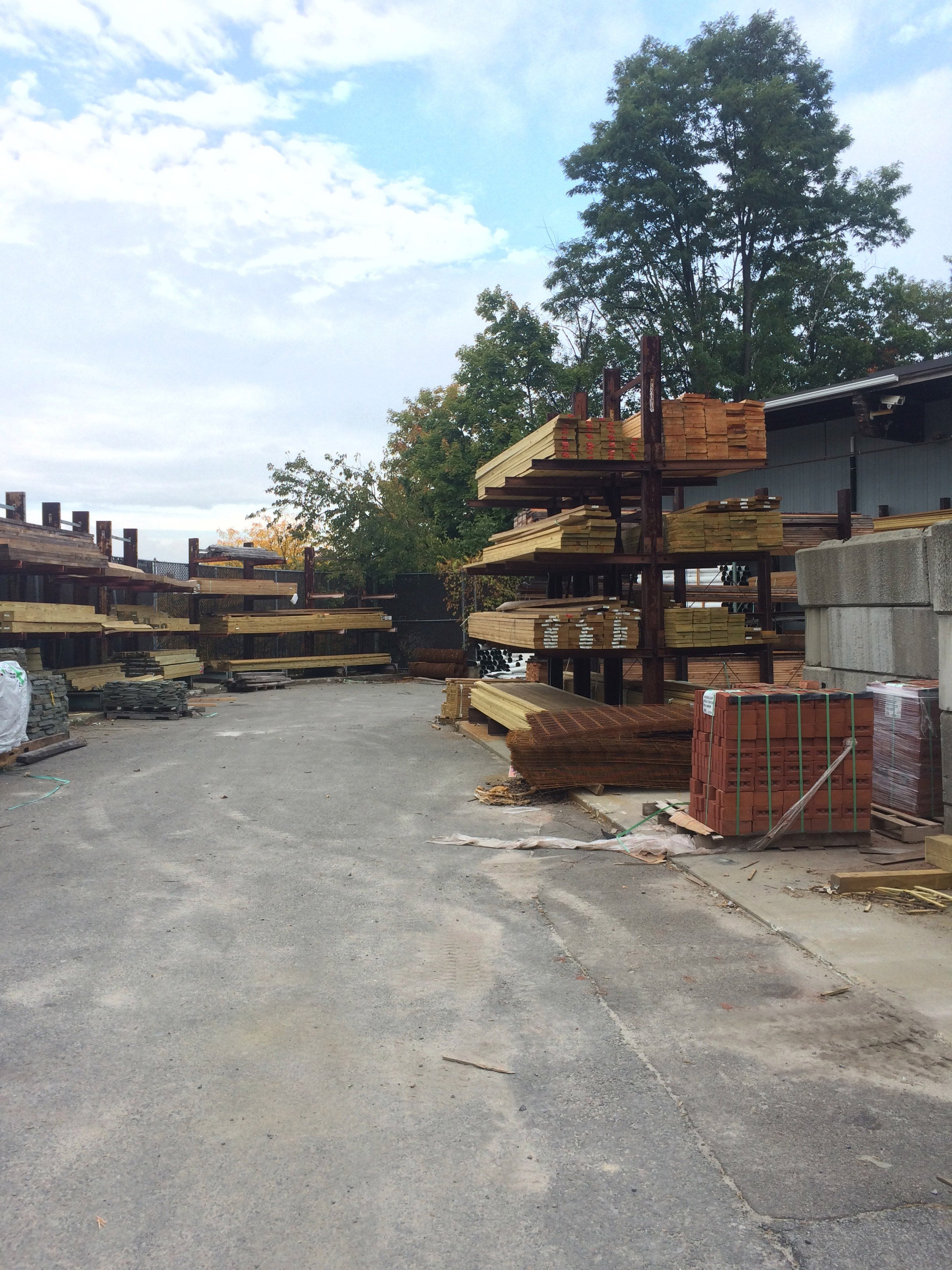 Lumber Dealers Briarcliff Manor, NY