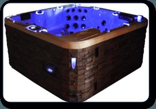 piscina e idromassaggio