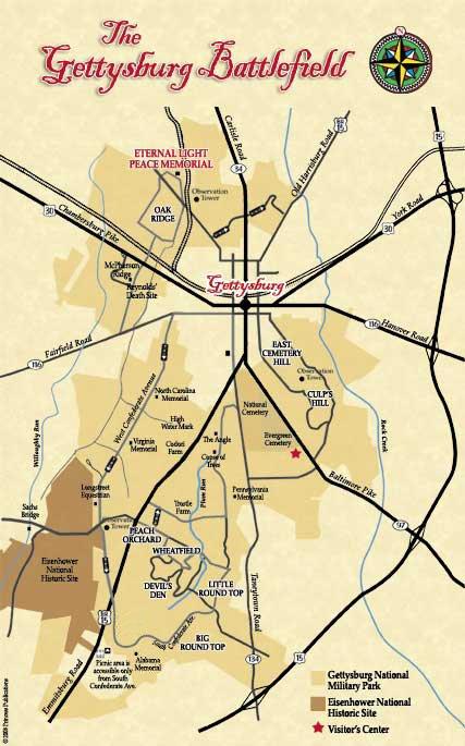 The Gettysburg Battlefield