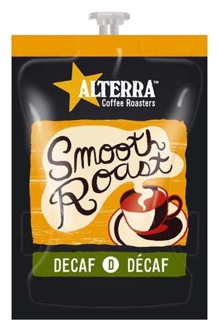 <span>Smooth Roast Decaf</span>Lightly roasted, caffeine free.