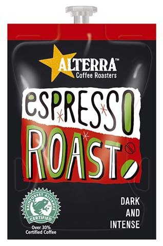 <span>Espresso Roast</span>Dark and intense blend.