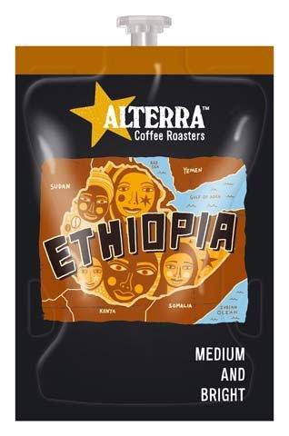<span>Ethiopia Coffee</span>Medium roast. Distinctive fruity flavour.