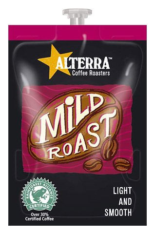 <span>Mild Roast</span>Light and smooth blend.