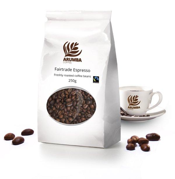 <span>Fairtrade Expresso</span>