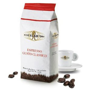 <span>Gusto Classico</span> Traditional Italian blend with a strong body and thick crema