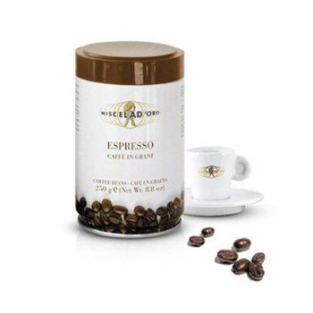 <span>Espresso in Grani Beans</span>Authentic Sicilian espresso blend.