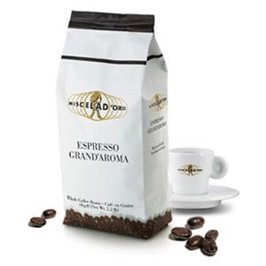 <span>Grand' Aroma</span> Superb blend with a great aroma and a velvety crema