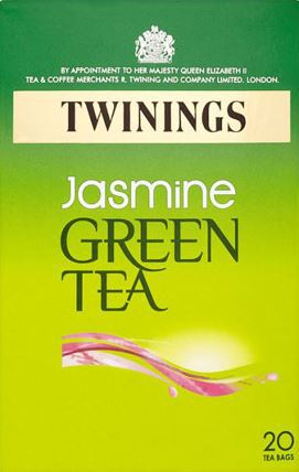 <span>Jasmine Green Tea</span>balanced with the unique floral scent of jasmine