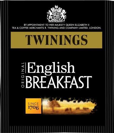 <span>English Breakfast</span>to accompany your toast