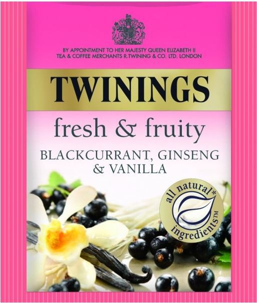<span>Blackcurrant, Ginseng & Vanilla</span>fresh and fruity