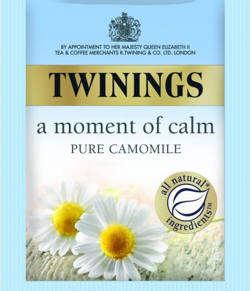 <span>Pure Camomile</span>a moment of calm