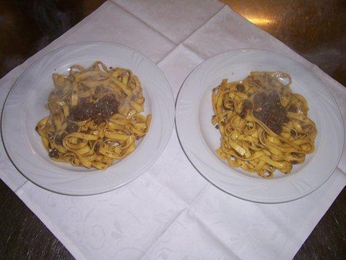 piatti di pappardelle