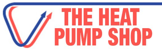 the heat pump shop logo