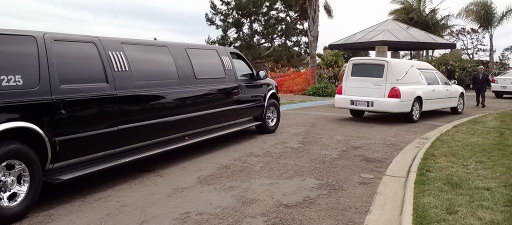 Funeral Limousine San Diego