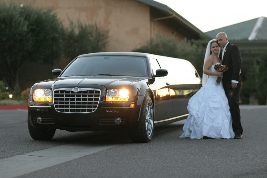 Wedding /Bridal Party Limo San Diego