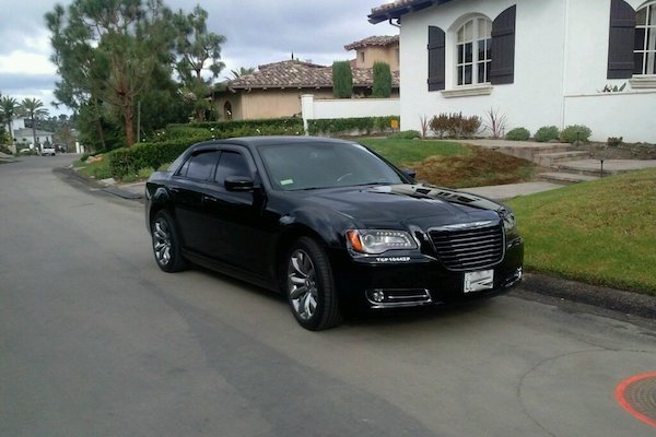 Corporate chrysler 300 Transportation San Diego