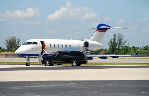 suv airport transportation service
