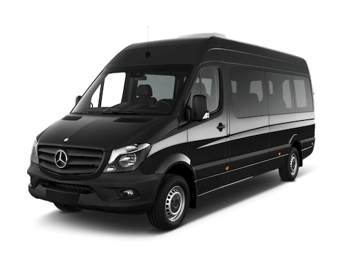 Mercedes Sprinter limo bus San Diego
