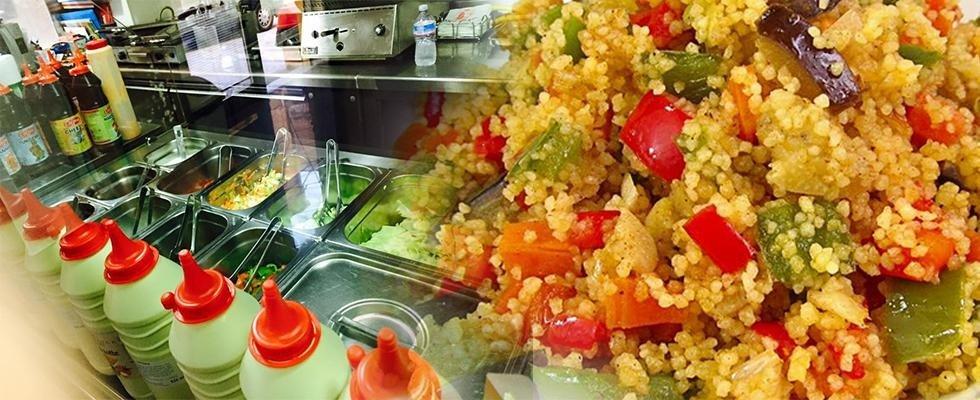 realizzazione kebab