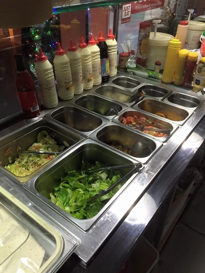 condimenti kebab