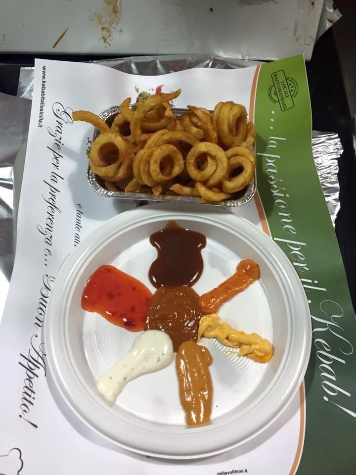 anelletti fritti