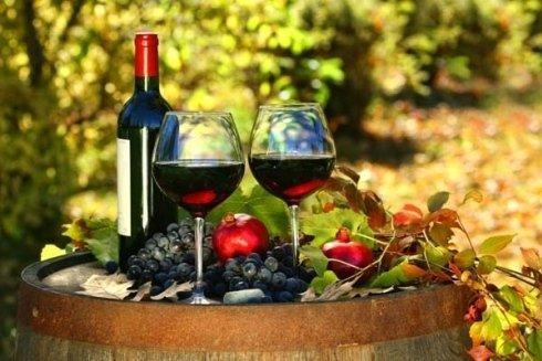 Vigne uva rossa