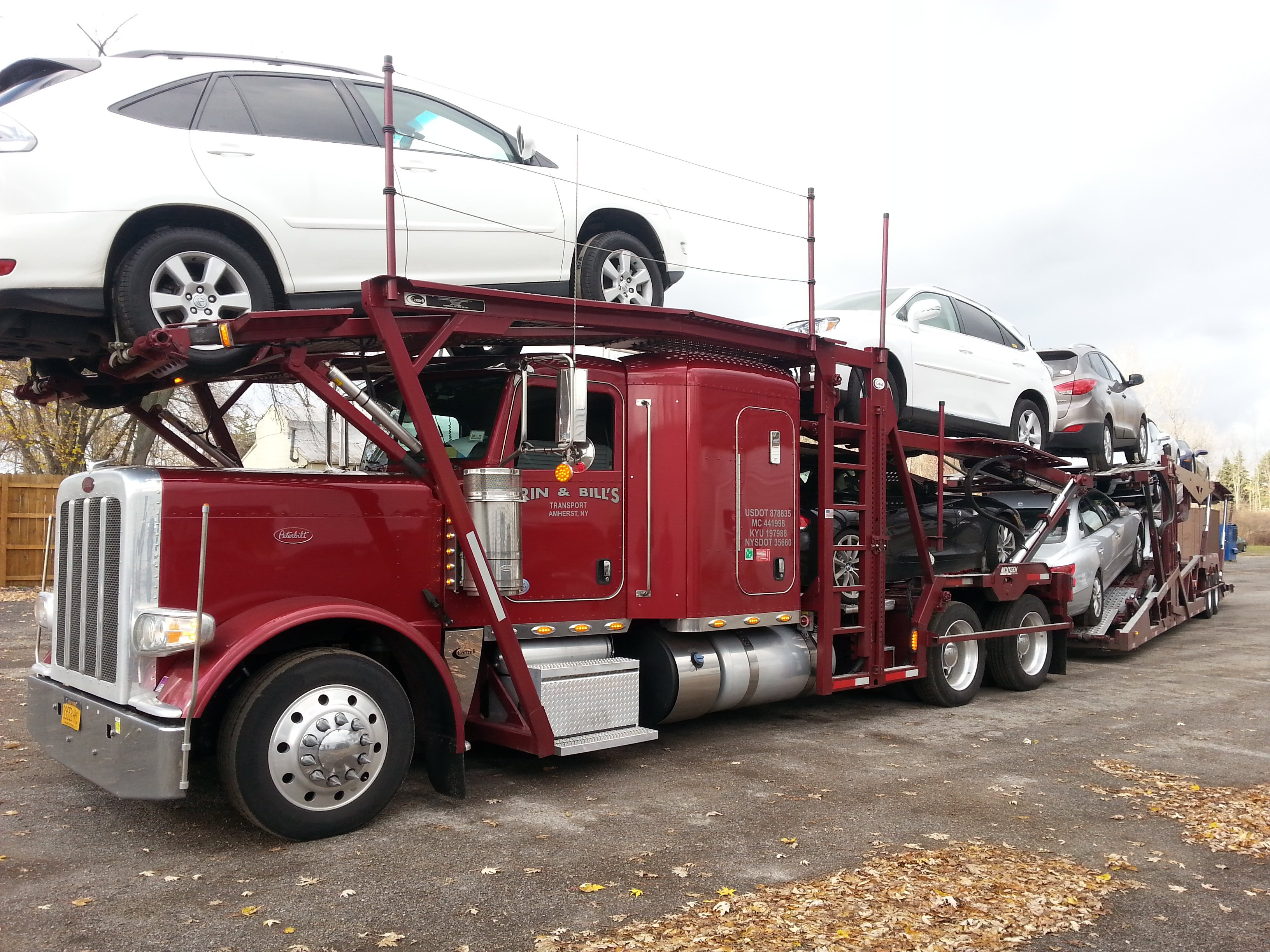 Vehicle Transport Service Amherst, NY