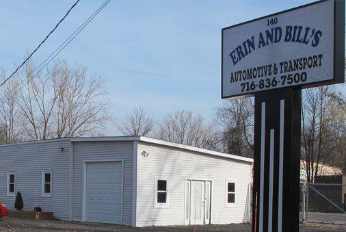 Automobile Storage Amherst, NY