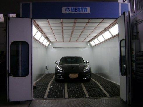 riparazione ammaccature auto