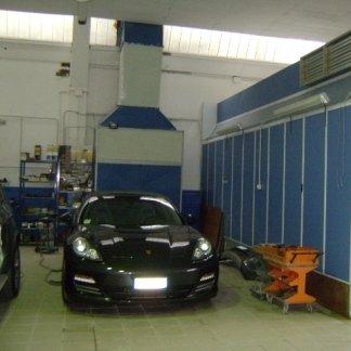 officina auto, carrozziere, lucidatura auto