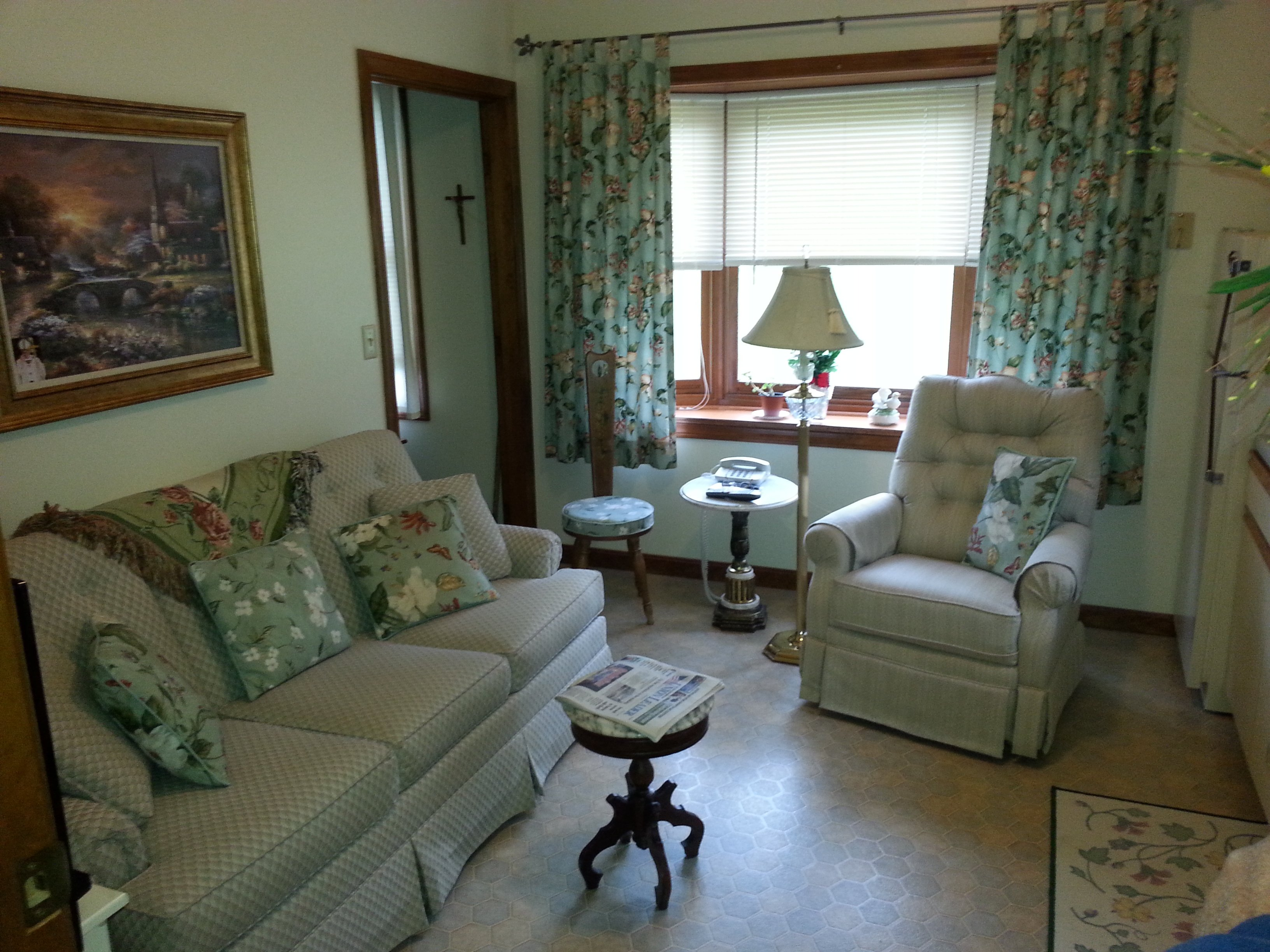 Example of one of our rooms