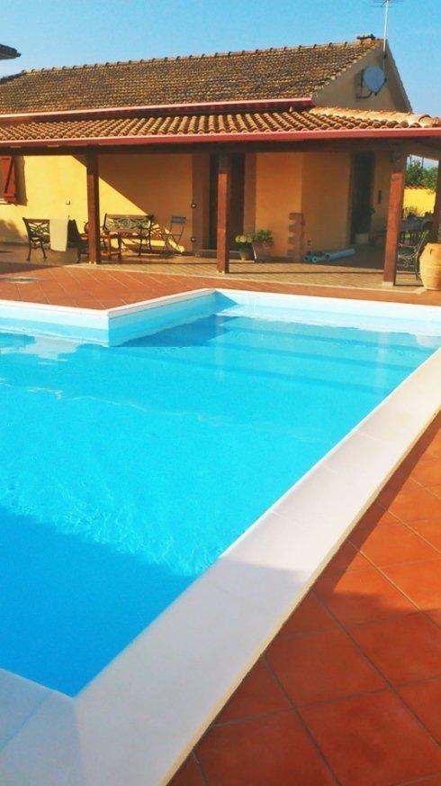piscina per ville