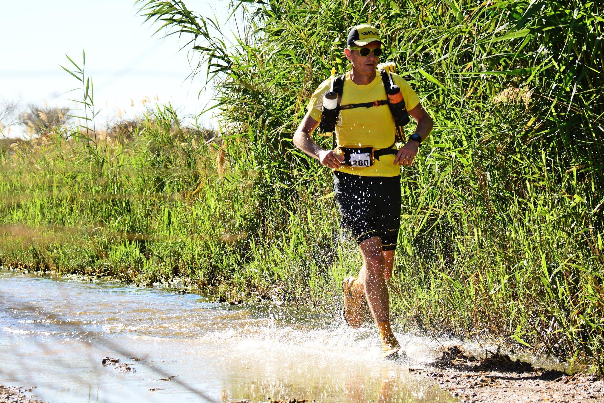 Dion Leonard Kalahari Extreme Marathon 250km 2017