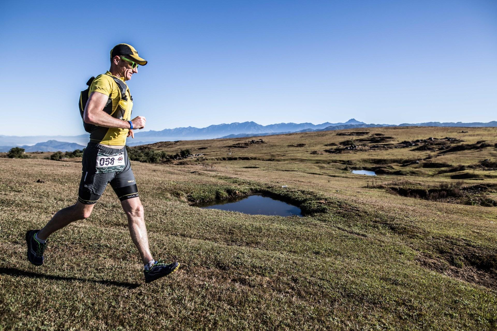 Dion Leonard, China, Mount Gaoligong 100 mile Ultra 2016